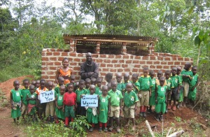Busy bee latrine project-uganda