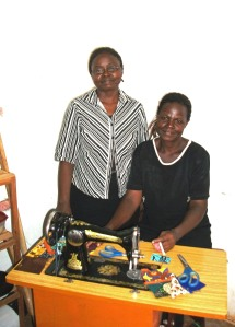 Josophine and joyce tailors uganda